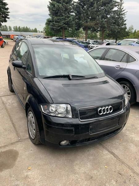 Audi A2 Tdi 2004 m dalys