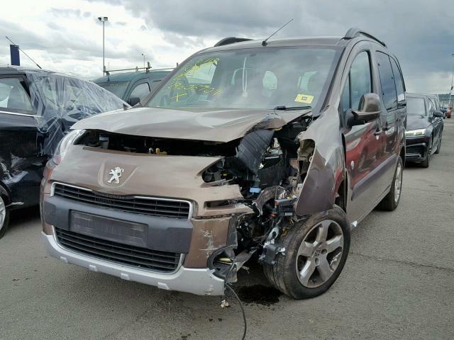 Peugeot Partner 2015 m dalys