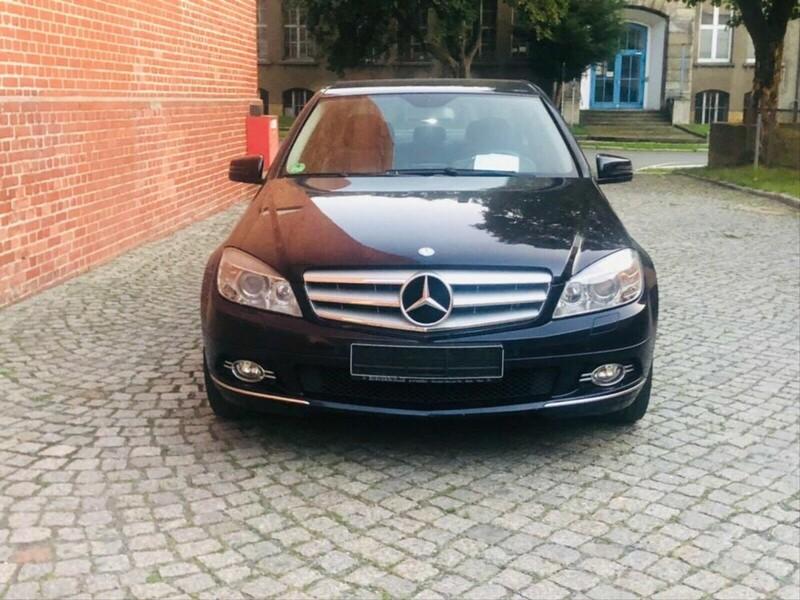 Mercedes-Benz C Klasė 2010 m dalys
