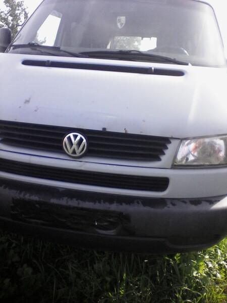 Volkswagen Multivan 1997 m dalys