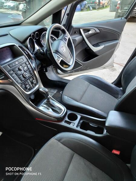 Opel Astra 2010 m dalys
