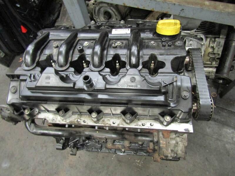 Renault Espace IV 2005 y parts