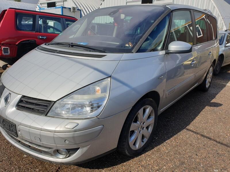Renault Espace IV 2008 m dalys