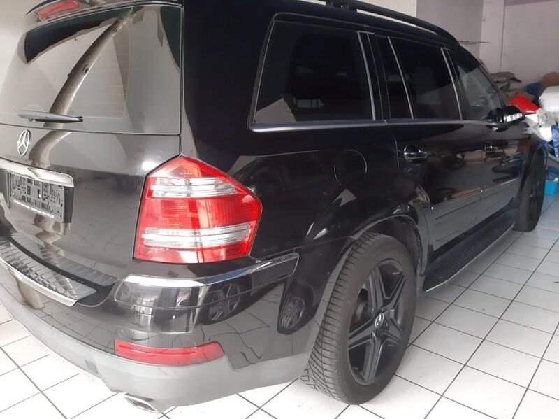 Mercedes-Benz Gl 320 2007 m dalys