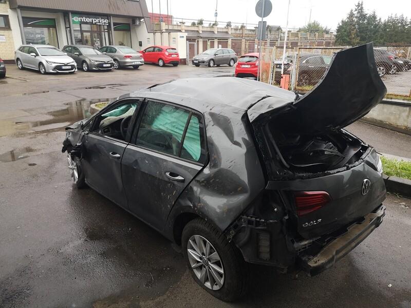Volkswagen Golf 2017 y parts