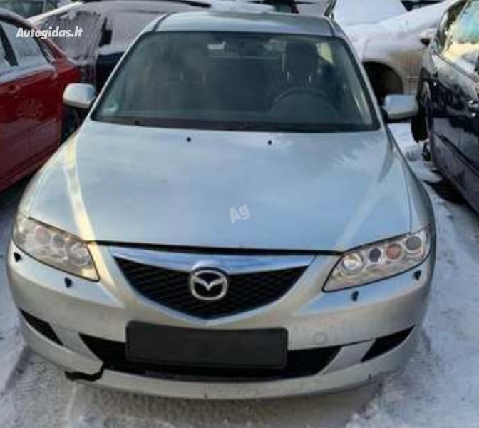 Mazda 6 I 2006 m dalys