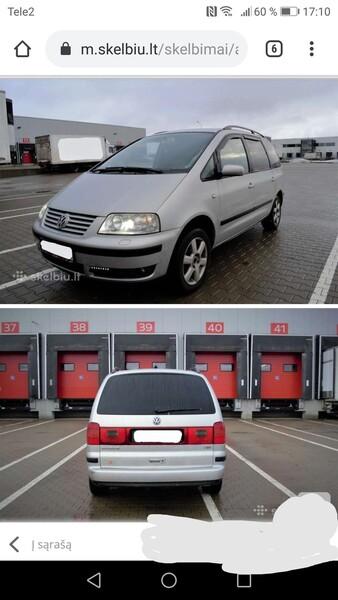 Volkswagen Sharan 2001 г запчясти