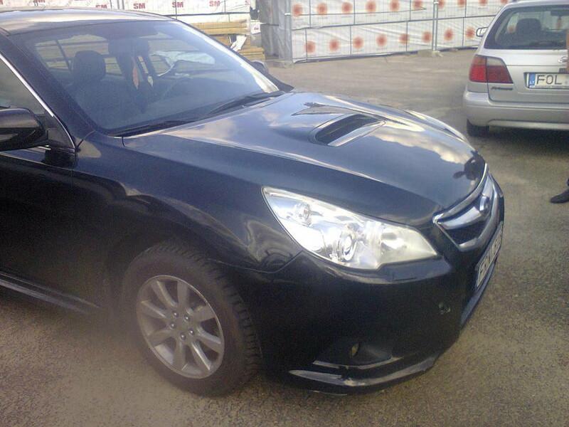 Subaru Outback IV 2011 г запчясти