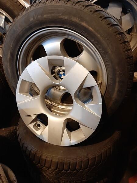 BMW R17 ratlankių dangteliai