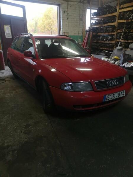 Audi A4 1999 m dalys