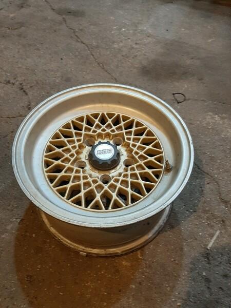 BMW R14 lengvojo lydinio  ratlankiai