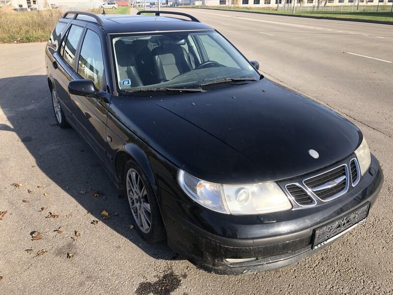 Saab 9-5 2004 m dalys