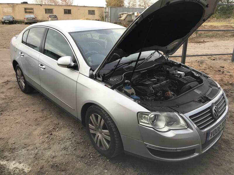 Volkswagen 2007 m dalys