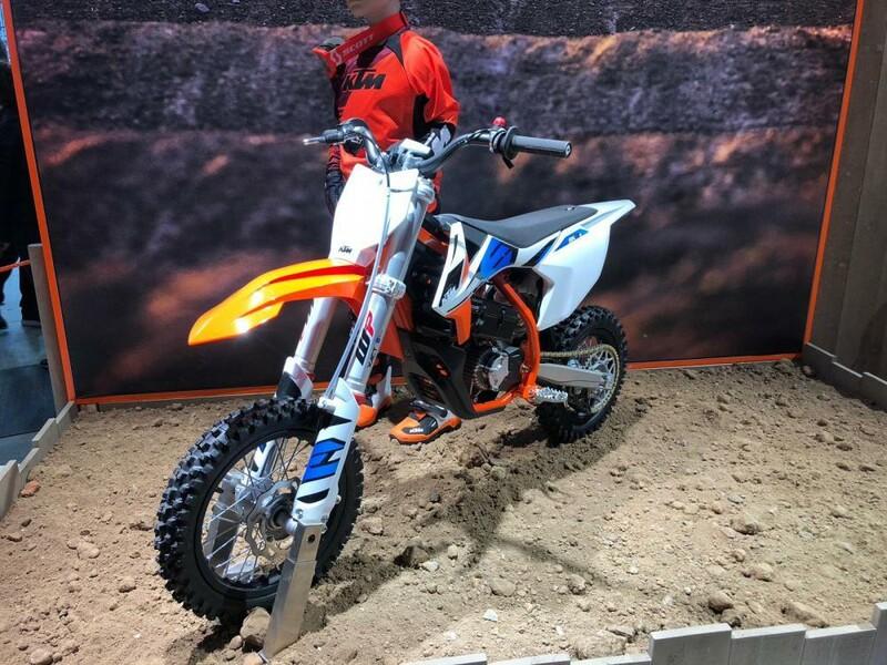 Krosinis / Supermoto  KTM SX 2020 m motociklas