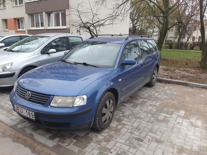 Volkswagen Passat B5 1.9 TDI 66 KW 1999 m dalys
