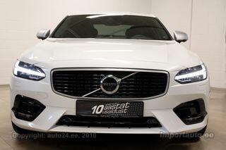 Volvo V90 2018 m dalys