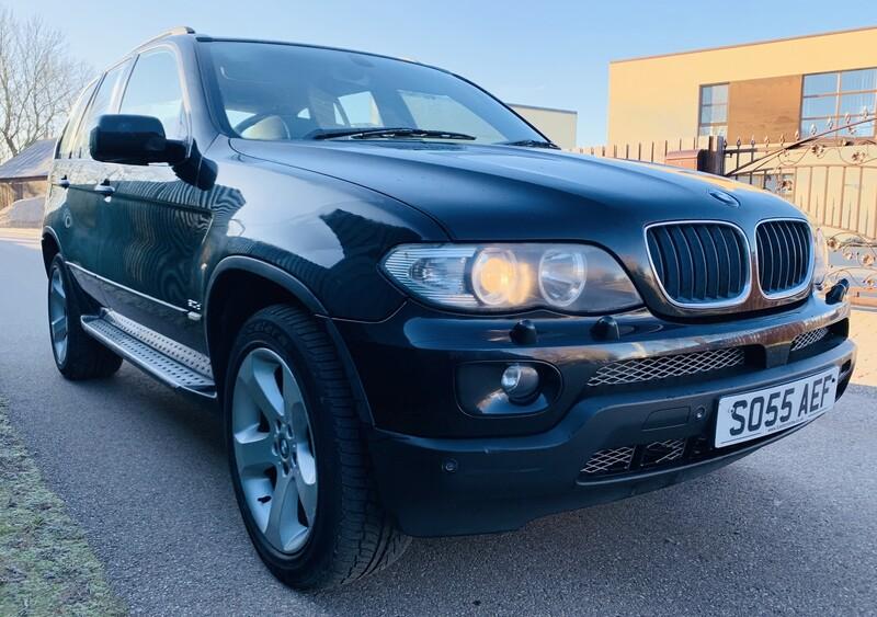 Bmw X5 2006 m dalys