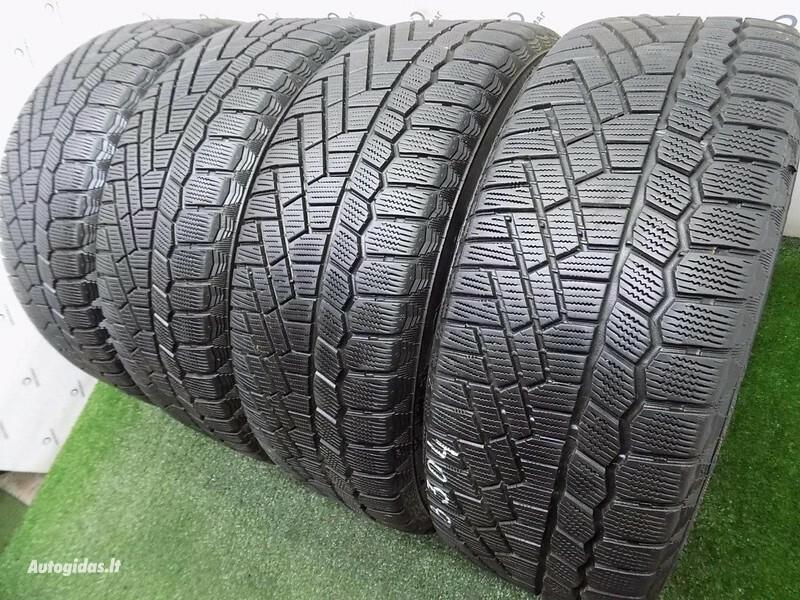 Continental Dunlop, Fulda ir kt. R16 žieminės  padangos lengviesiems