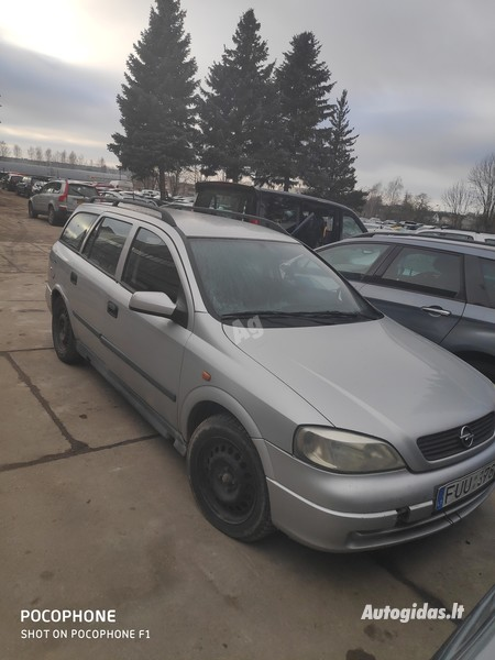 Opel Astra 1998 m dalys