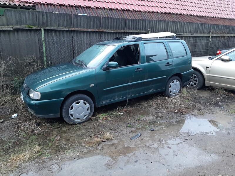 Volkswagen Polo 1999 m dalys
