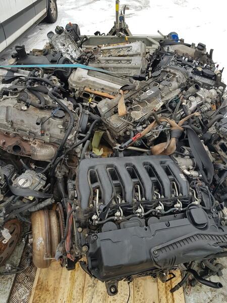 Audi A6 2018 m dalys
