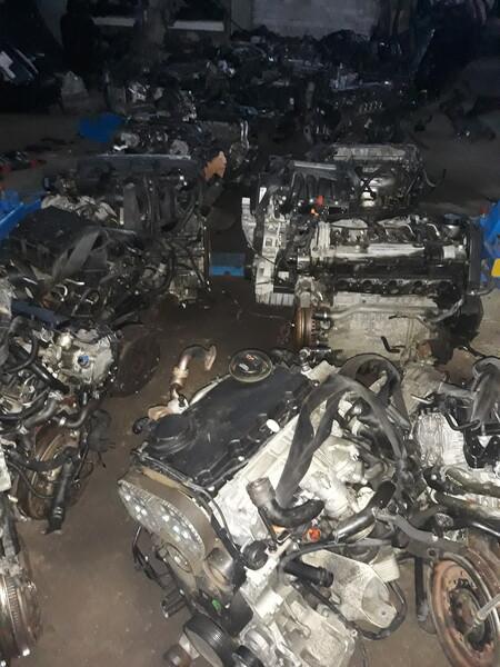Volkswagen Caddy 2007 m dalys