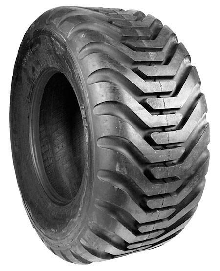 TVS FL09 R22.5 500/60 Padangos traktoriams ir spec technikai