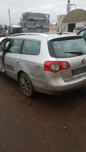Volkswagen Passat B6 2009 m dalys