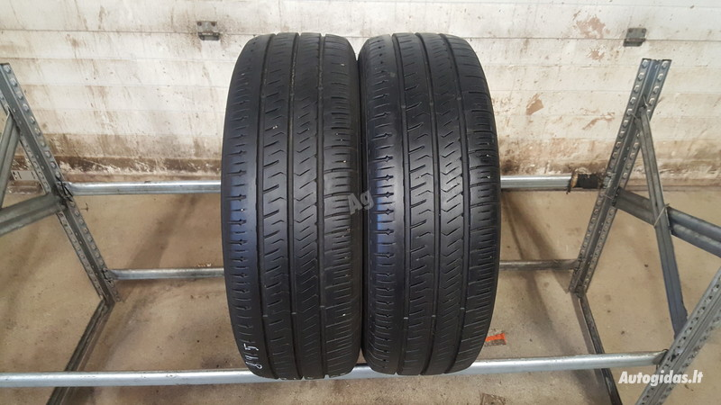 Hankook RADIAL RA28 8mm R16C summer  tyres minivans