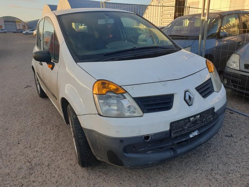 Renault Modus 1.5dci 2005 m dalys