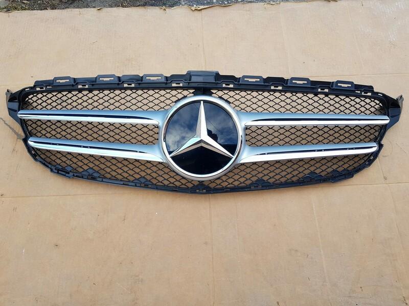 Mercedes-Benz C Klasė W205 2014 m dalys