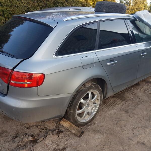 Audi A4 2009 m dalys