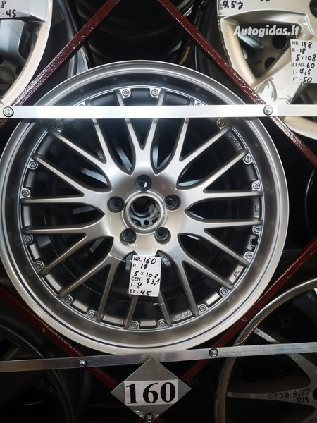R19 light alloy  rims