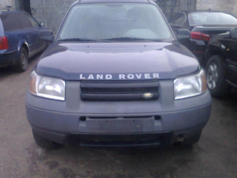 Land Rover Freelander 2000 m dalys