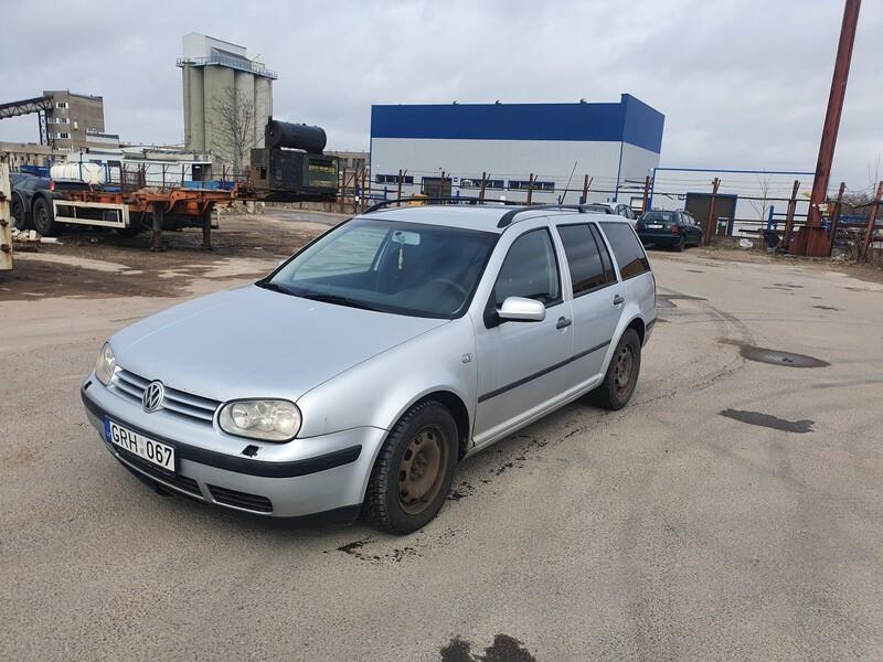 Volkswagen Golf IV 1.9 DYZELIS 66 KW 2001 y parts