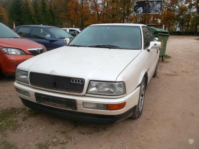 Audi Coupe 1993 m dalys | Skelbimas | 1024072379 ...