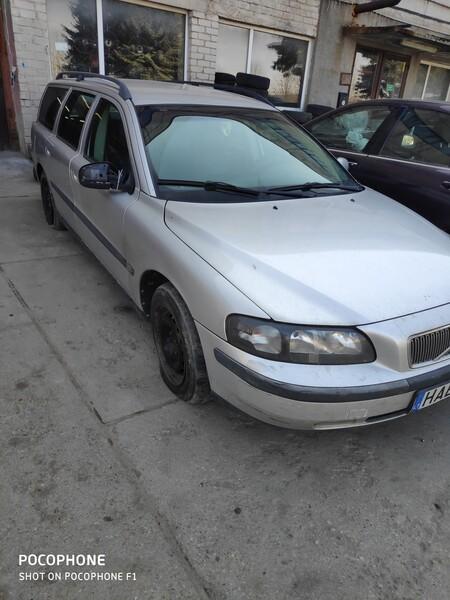 Volvo V70 2001 m dalys