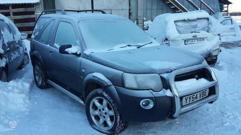 Land Rover Freelander 2004 m dalys