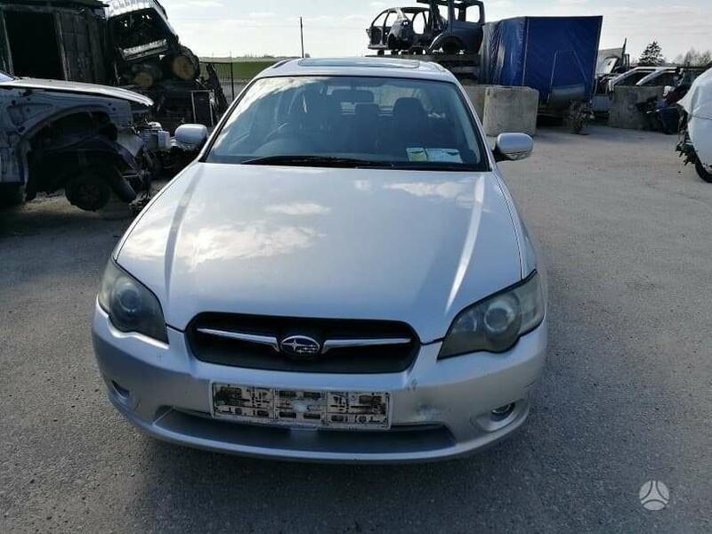 Subaru Legacy 2005 г запчясти