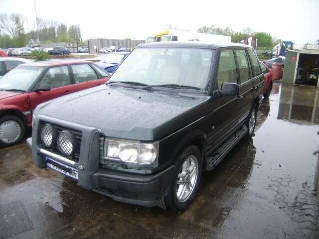 Land Rover Range Rover 1998 m dalys