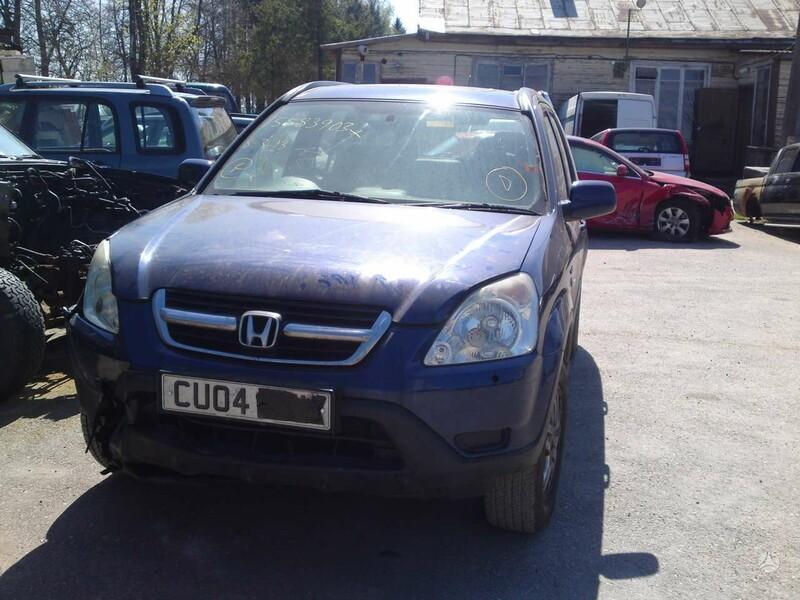 Honda Cr-V 2004 y parts