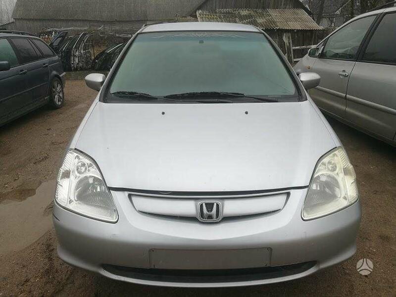 Honda Civic 2003 г запчясти
