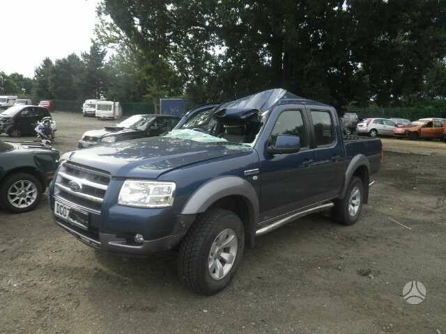 Ford Ranger 2008 m dalys