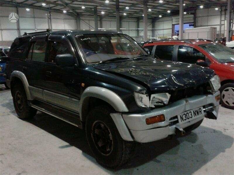 Toyota 4Runner 2002 m dalys