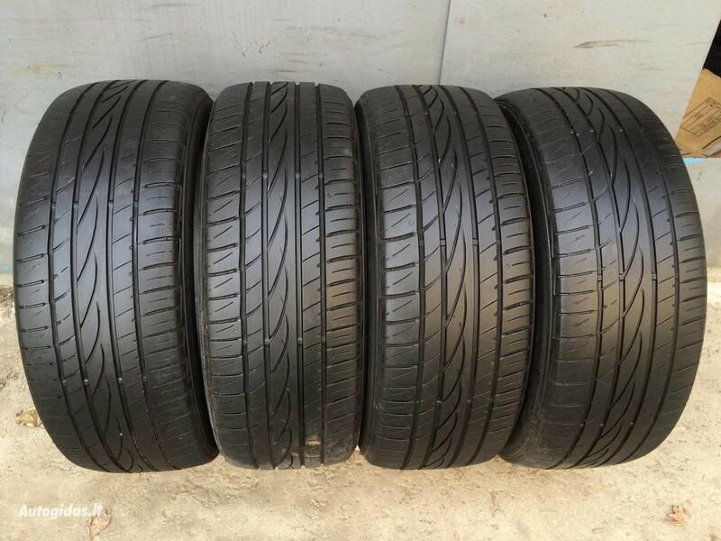 Bridgestone Falken, Dunlop ir kt R15 vasarinės  padangos lengviesiems