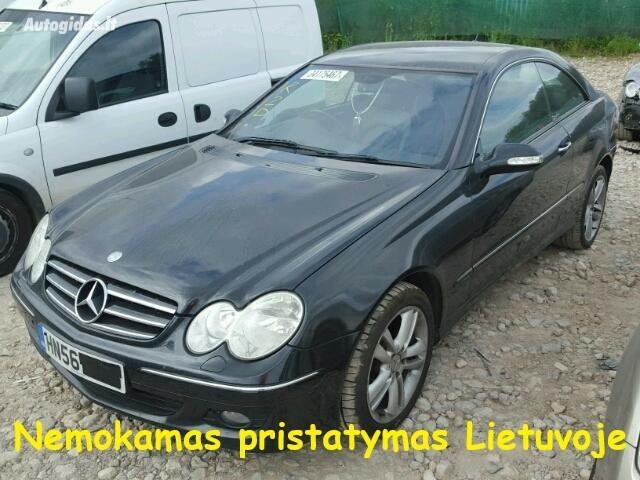 Mercedes-Benz Clk 220 W209 CDI 2007 y parts