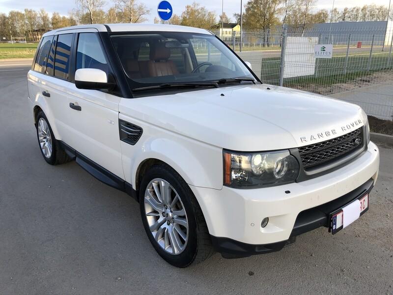 Land Rover Range Rover Sport I 2011 m dalys
