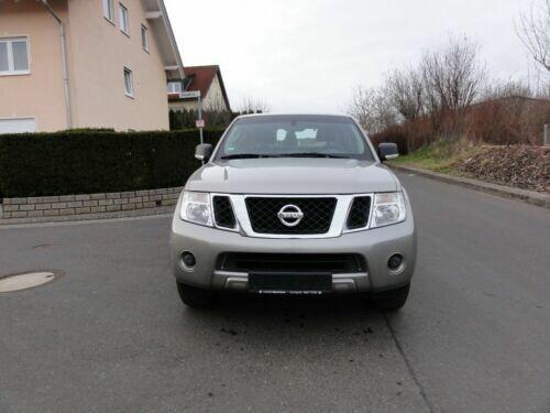 Nissan Pathfinder 2009 m dalys