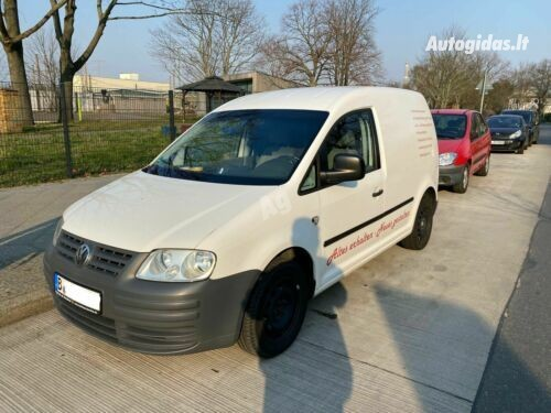 Volkswagen Caddy III 2005 y parts
