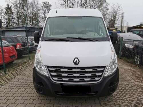 Renault Master IV 2012 m dalys